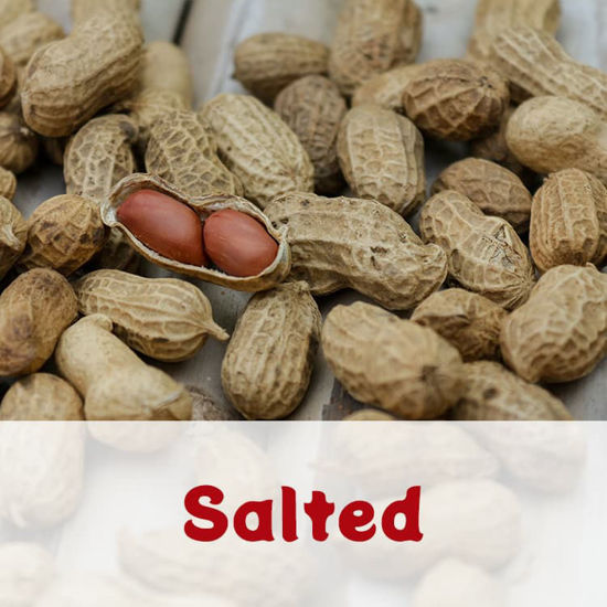 Picture of Salted Peanuts