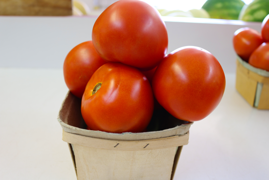 Picture of Round Tomatoes